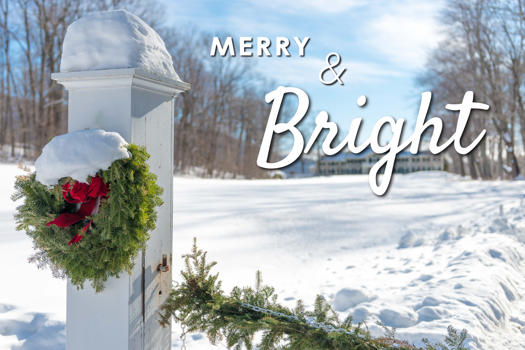 merry and bright header