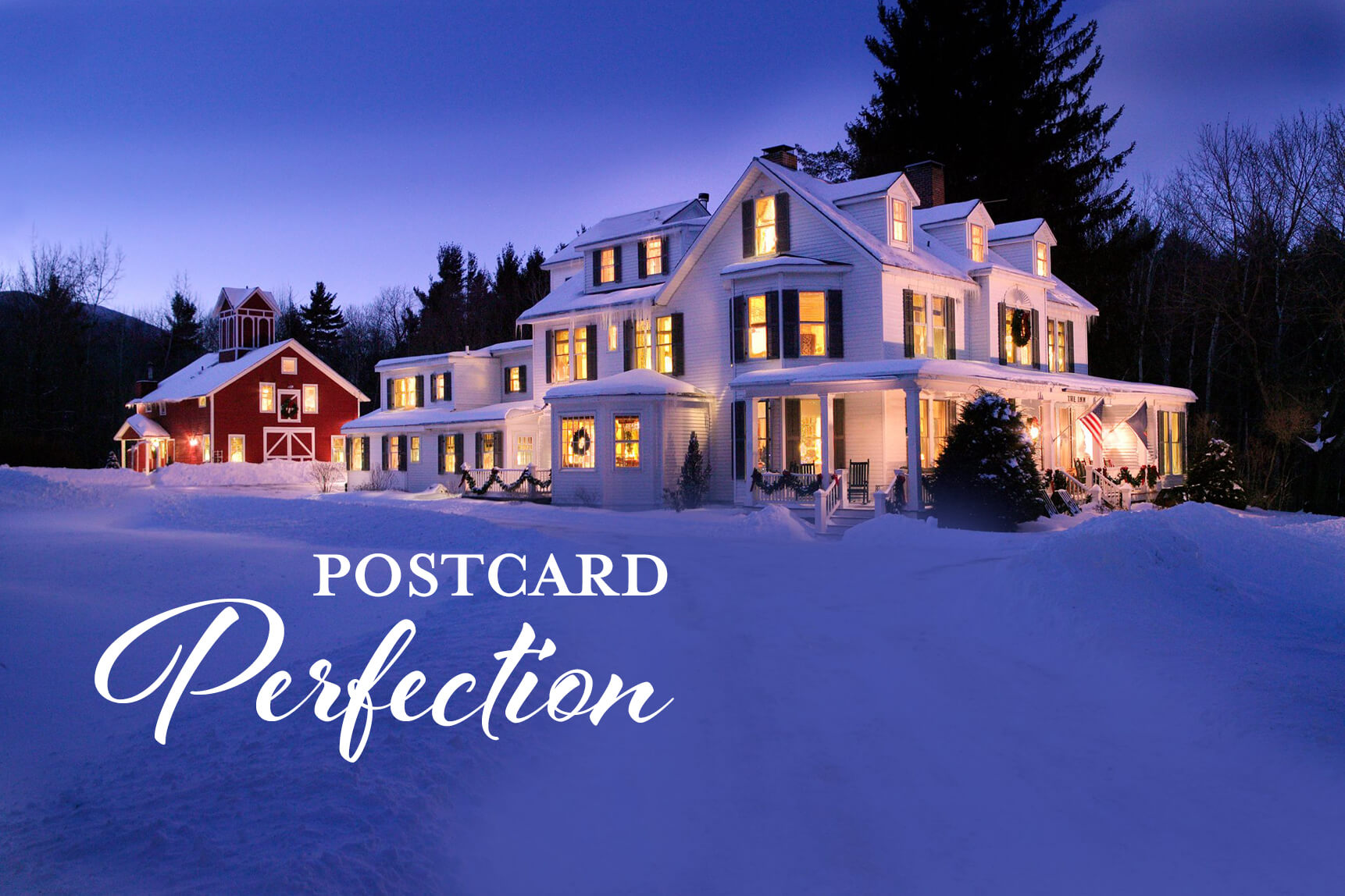 Postcard Perfection in Manchester, Vermont