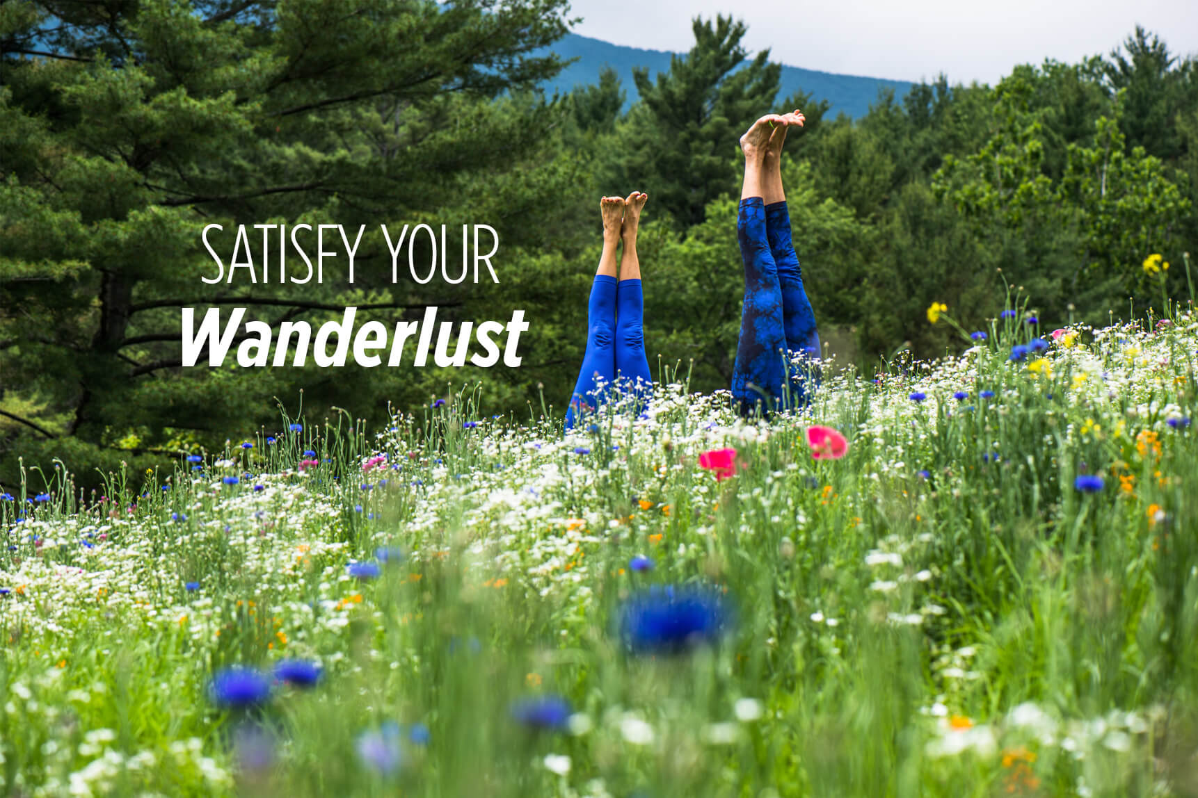 Satisfy Your Wanderlust