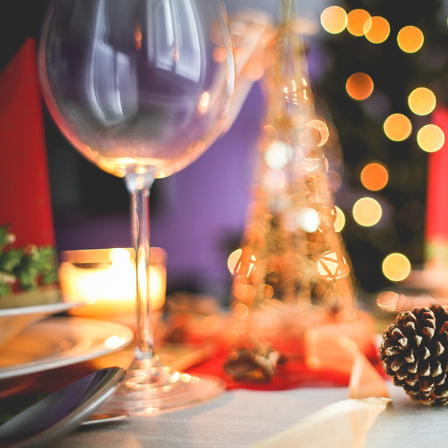 Christmas Places To Go Manchester: Barrows House Christmas Dinner