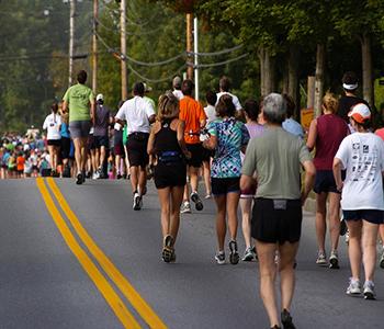 Manchester Vermont Featured Event - Maple Leaf Half Marathon