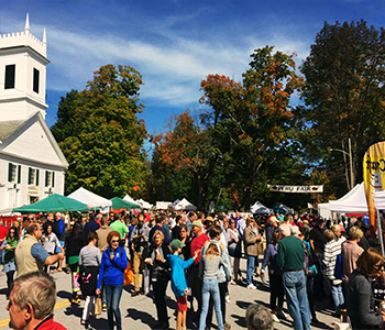 Manchester Vermont Featured Event - Peru Fair