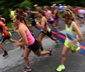 Manchester Vermont Featured Event - Race for the Cure