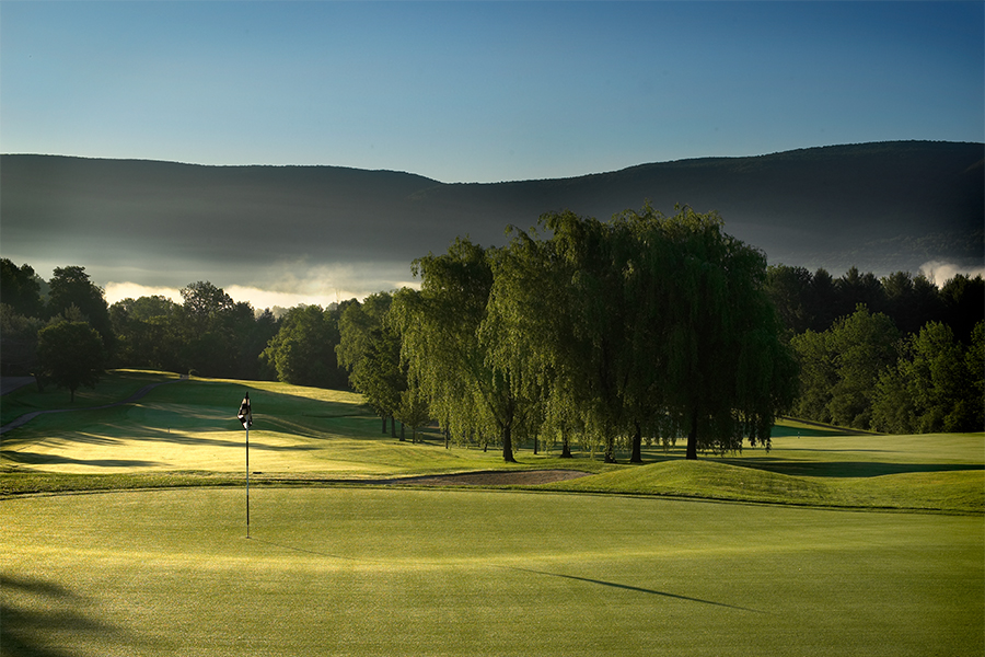 Best Golf Southern Vermont