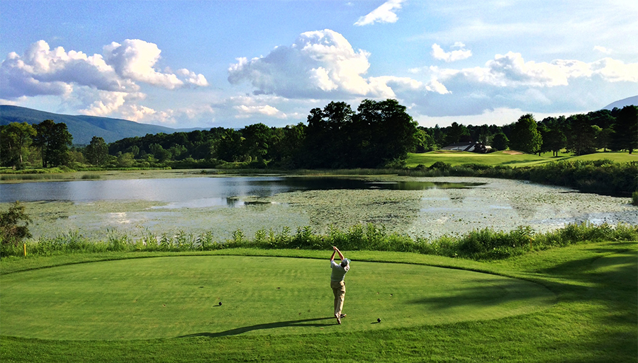 World Class Vermont Golf