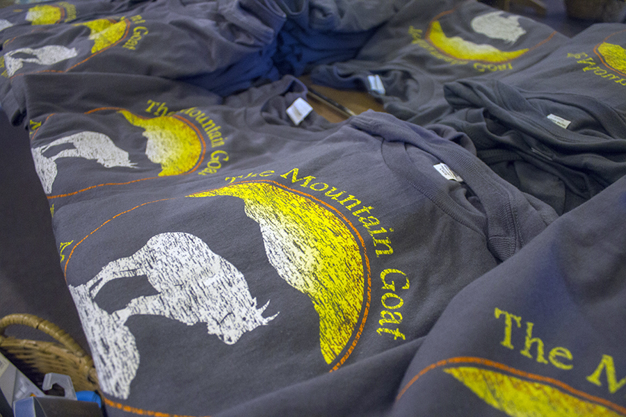Mountain Goat Tee's