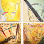 pavel-kraus-four-self-portraits-2