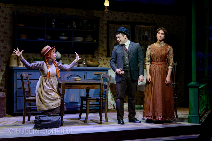 anne of green gables weston playhouse
