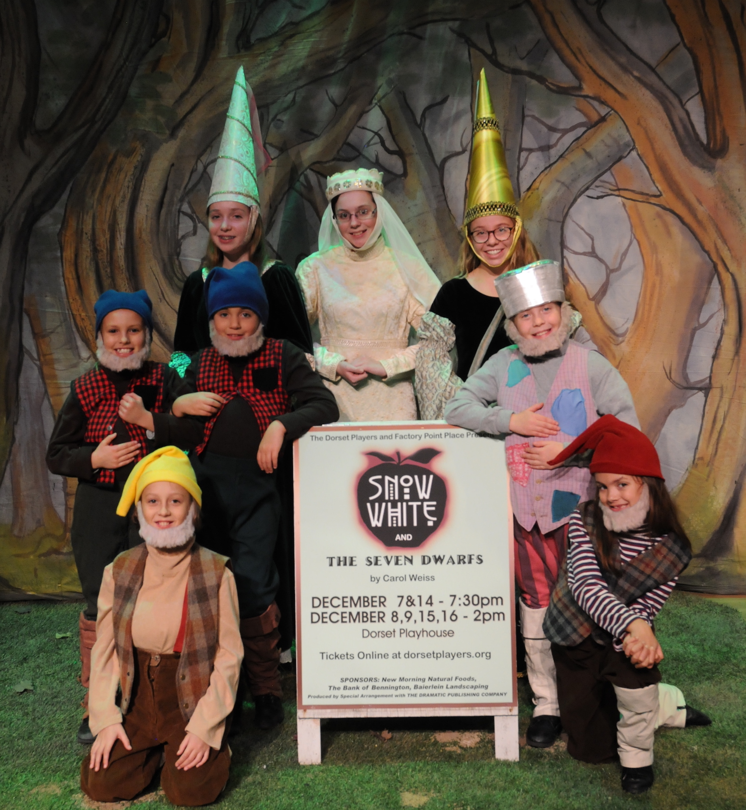 The Dorset Players present Snow White and the Seven Dwarfs