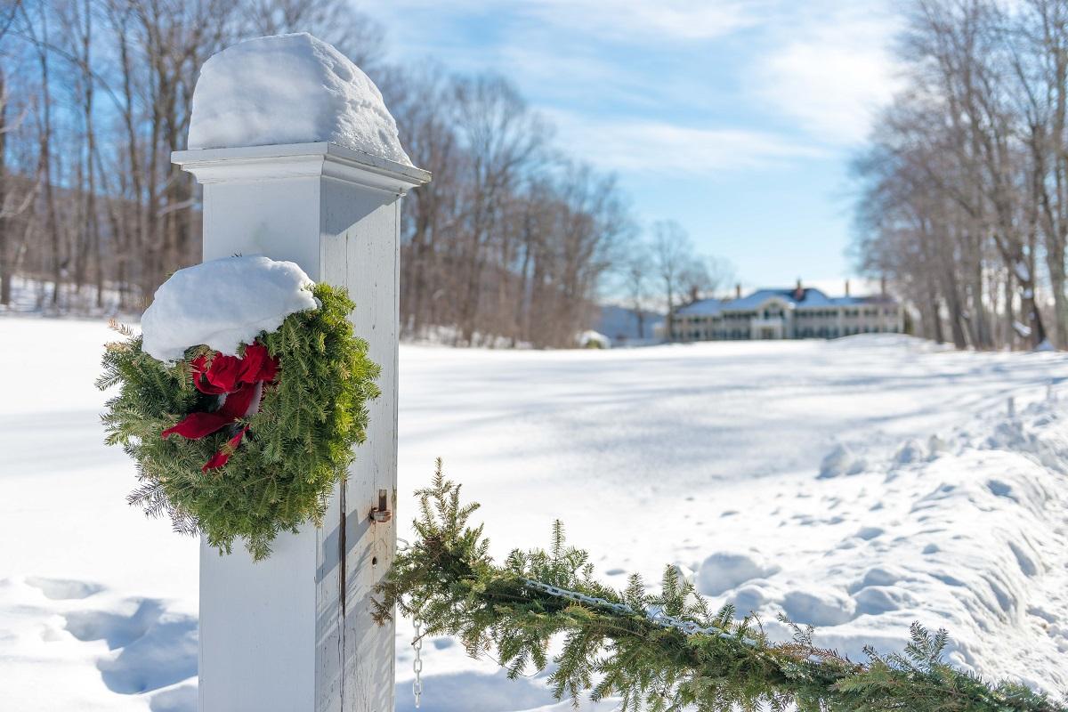 hildene winter holiday