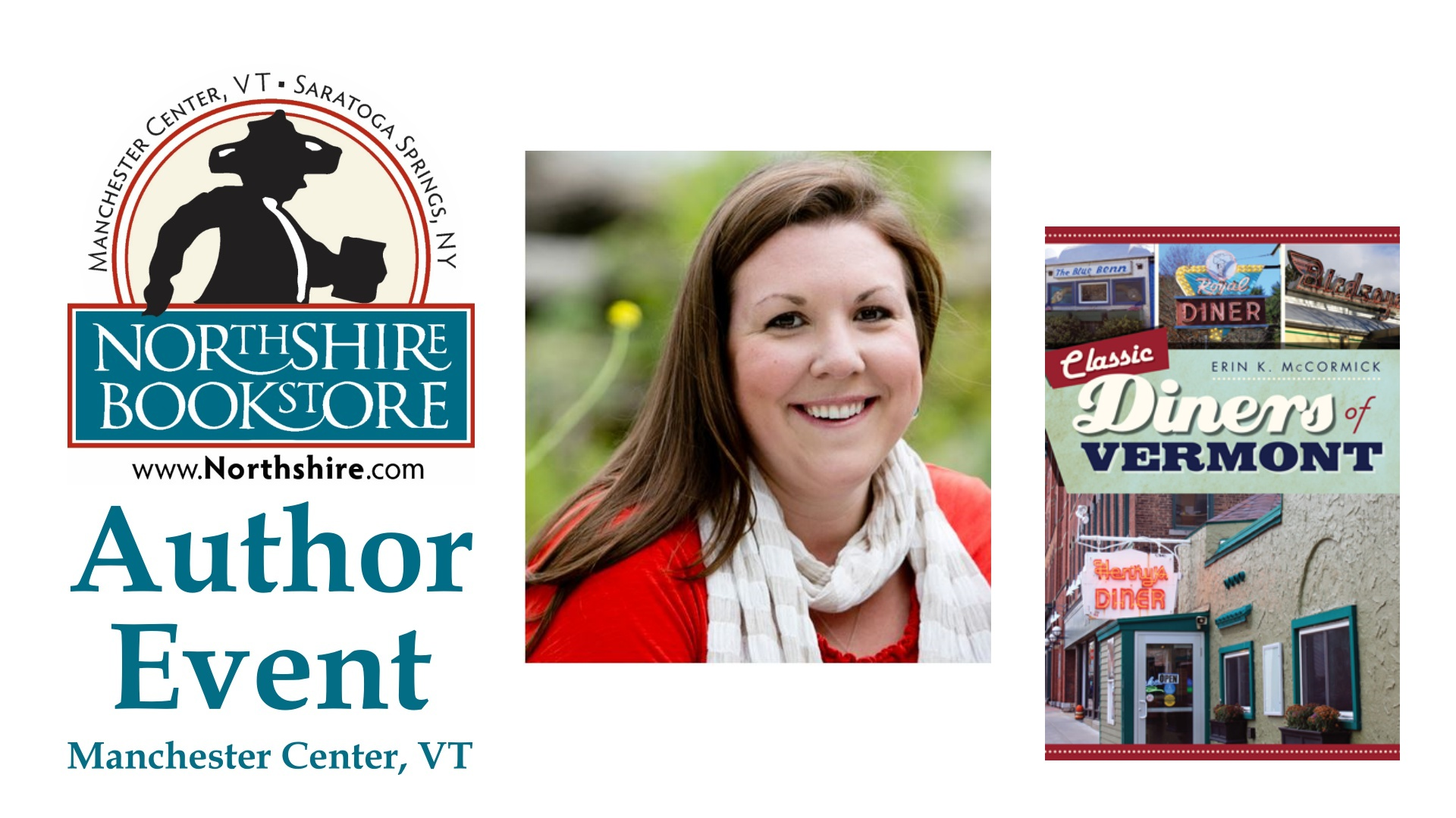 Erin McCormick - Classic Diners of Vermont — Manchester Vermont