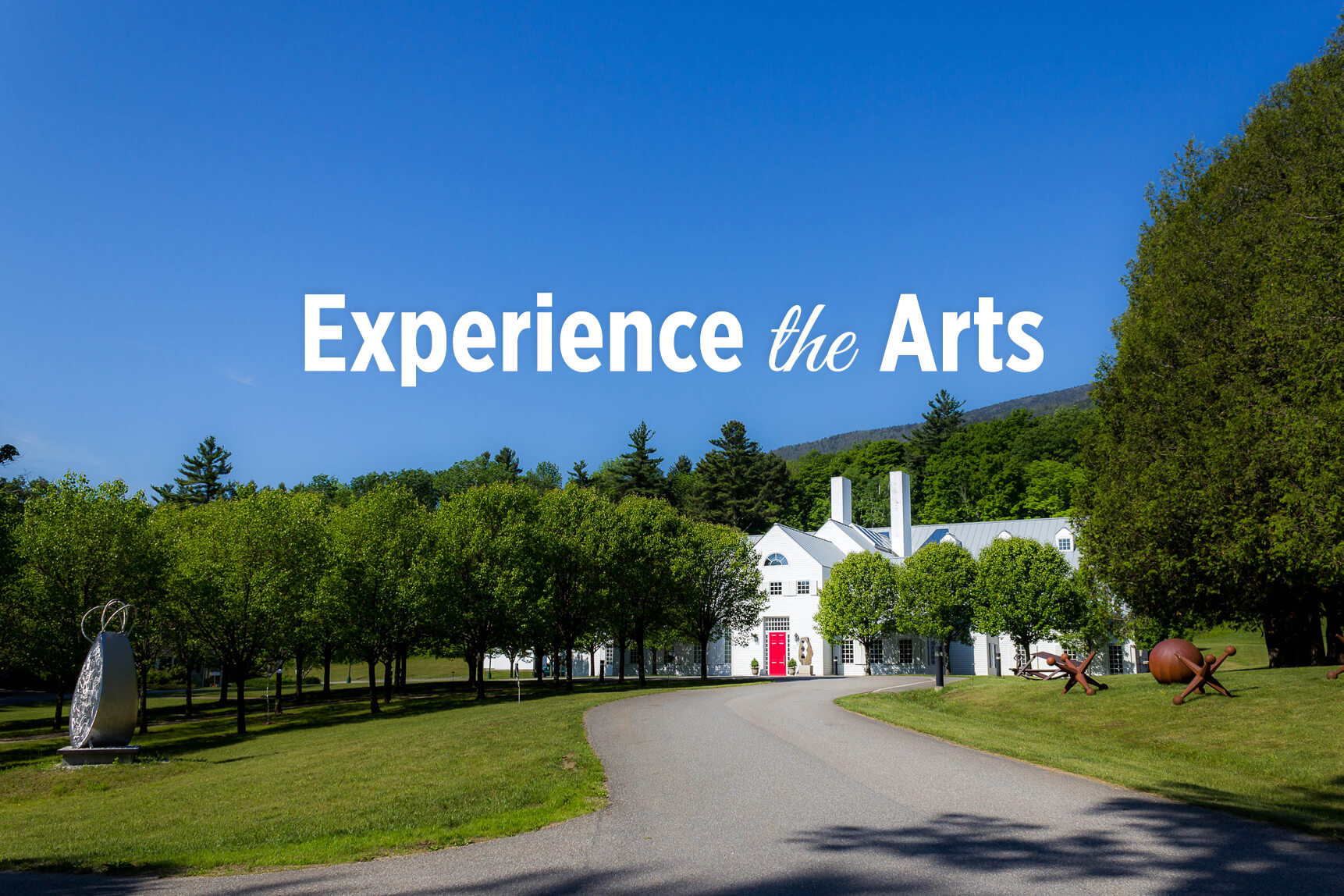 Experience the Arts