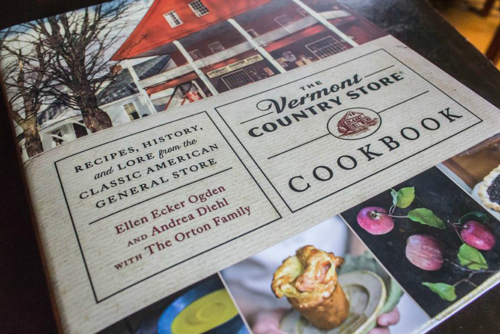 Vermont Country Store Cookbook