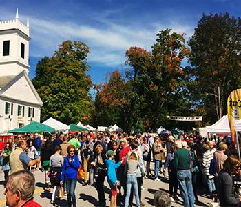 Manchester Vermont Featured Event - Peru Fair