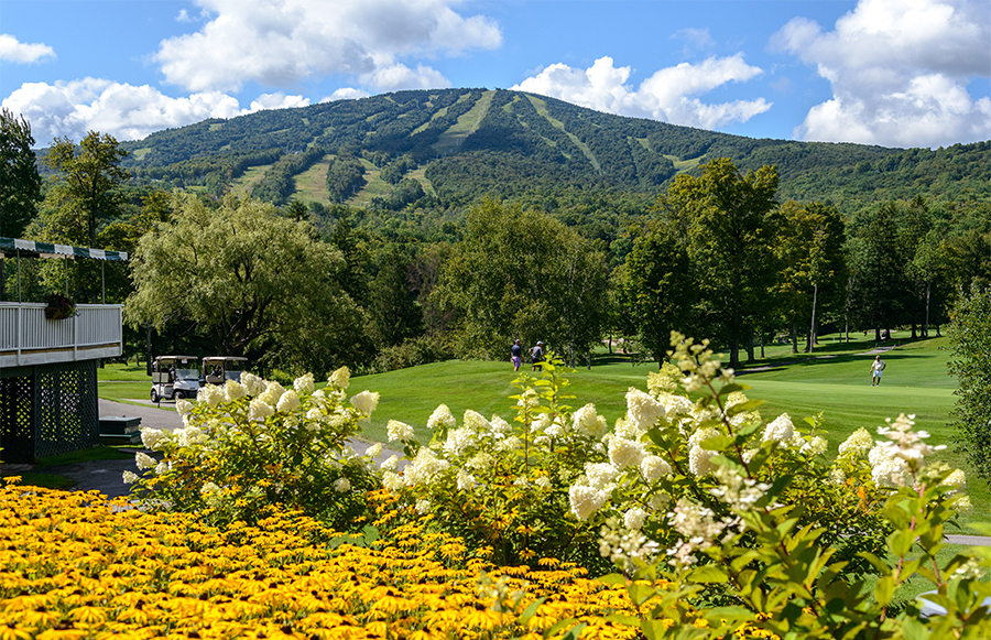 Stratton Resort Golf Course